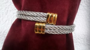 Armlet silver-colored-gold-colored