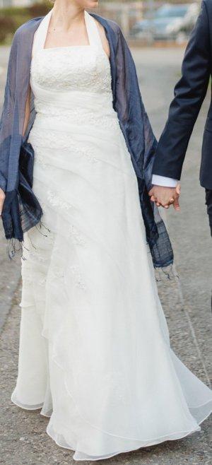 Lohrengel Abito da sposa multicolore Tessuto misto