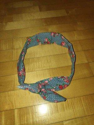 Flexibles Haarband Blumenmuster