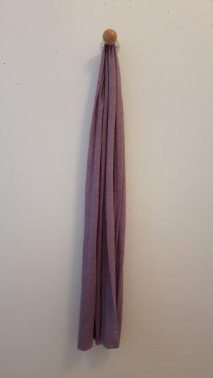 Flieder COS Jersey Schal