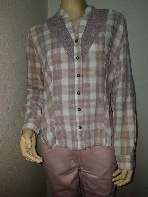 AJC Long Sleeve Shirt grey lilac-mauve