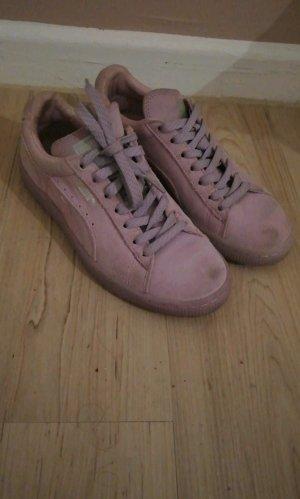 Flieder Puma Schuhe