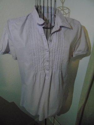 fliederfarbende Bluse von Esprit, Gr. S