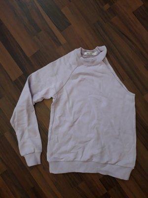 Nakd Sweater mauve cotton