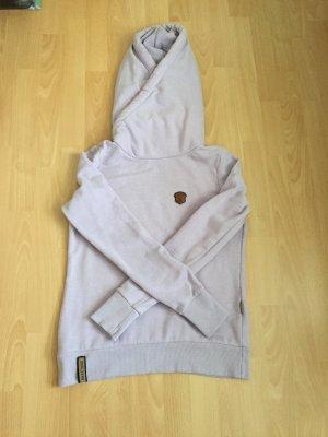 Fliederfarbener Pullover von Naketano in Größe L