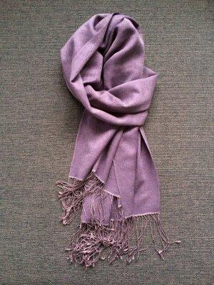 Pashmina púrpura-lila