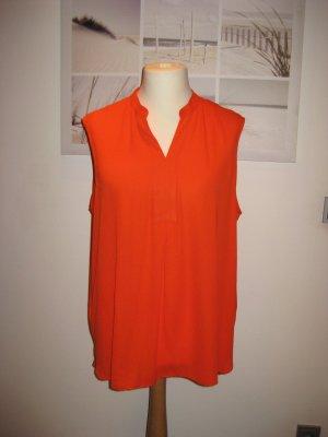 Fliesende Bluse in einem tollen hellrot von Dorothy Perkins Euro 46 UK 18