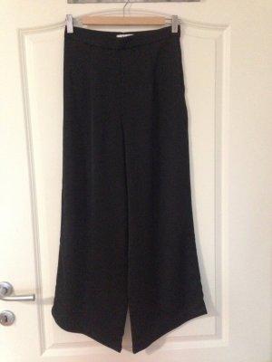 NA-KD Falda pantalón de pernera ancha negro
