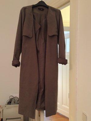 Fließender Trench Coat