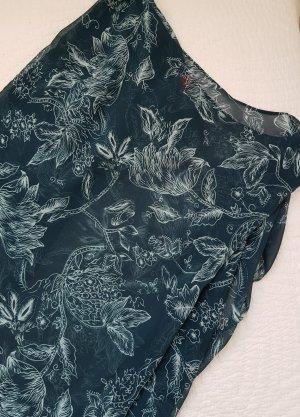 Fließendes Chiffon Shirt