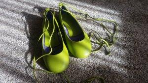 Flip*flop Bailarinas de tira verde hierba