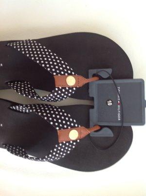 Flip Flop Badelatschen von Tommy Hilfiger mit Etikett Gr.10
