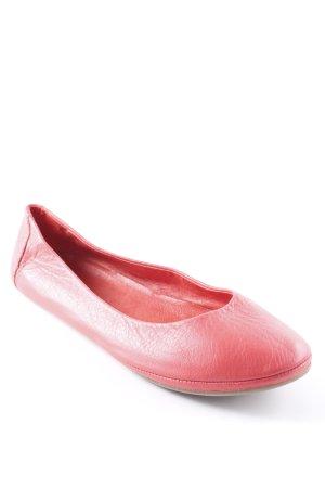 Flip*flop Ballerinas mit Spitze hellrot Casual-Look