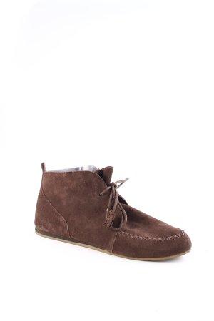 Flip*flop Boots dunkelbraun Ethno-Look