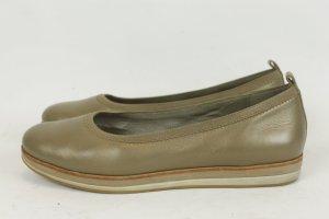 Flip*Flop by Murkudis Ballerina Flats Gr. 40 khaki