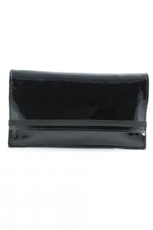 Flip*flop Clutch schwarz Lack-Optik
