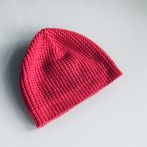 Flip*flop Beanie pink-neon pink alpaca wool