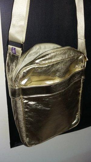 Flip-Flop goldene Tasche