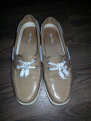 flip*flop Lack-Slipper in beige