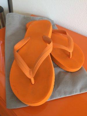 flip*flop Original - orange mit OVP - Gr. 39