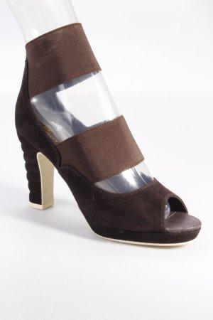 Flip*Flop Sandaletten schwarzbraun
