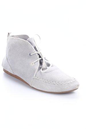 Flip*flop Schnürschuhe graublau Casual-Look