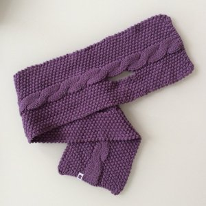 Flip*flop Knitted Scarf multicolored mixture fibre