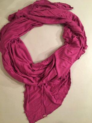 Flip*flop Neckerchief violet mixture fibre