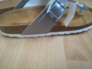 Graceland Sandalo infradito argento