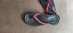 Hollister Flip-Flop Sandals pink