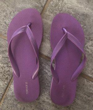 Flip Flops lila