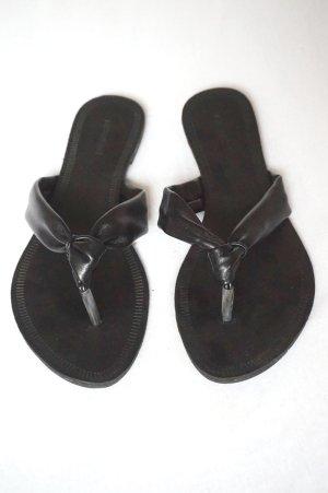 Graceland Sandalo infradito nero