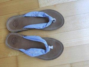 Giga Dx Flip-Flop Sandals white-blue
