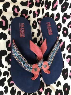 Tommy Hilfiger Denim Sandalias de playa multicolor