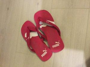 Puma Flip-Flop Sandals magenta