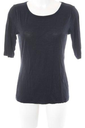 FlipperK T-Shirt dunkelblau Casual-Look