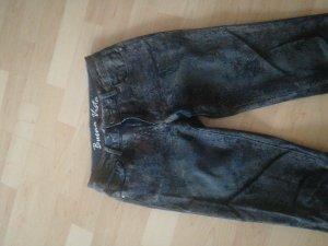 Flippige Jeans Buena Vista mit Muster