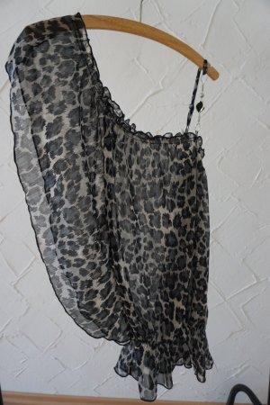 Flippiges Leoparden Shirt