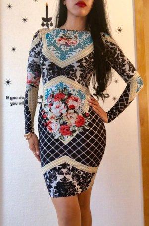 Floral dress by Top shop