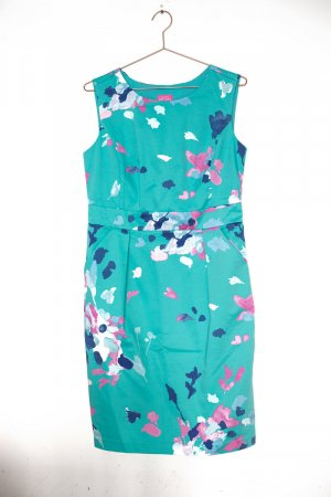 floral gemustertes Cocktail Dress / Joules