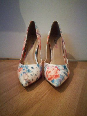 Floral High Heels von Justfab