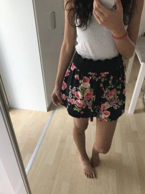 Floral Skirt / Rock mit Rosenprint von Olymp&Hades