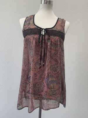 Daniel Rainn Sleeveless Blouse multicolored polyester