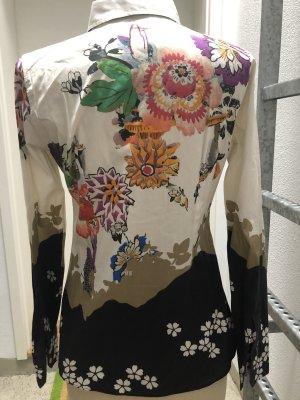 Florale Etro-Bluse