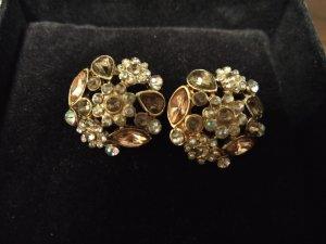 Florale Ohrringe Modeschmuck