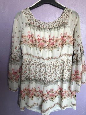 Floraler jumpsuit
