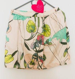 Floraler Wickelrock von H&M in Gr. 40, Neu ohne Etikett!!!
