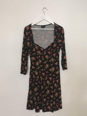 Asos Longsleeve Dress multicolored