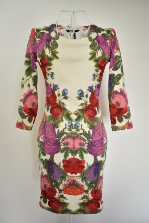 Florales Minikleid aus Stretch by H&M