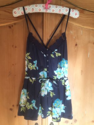 Florales Top von Hollister